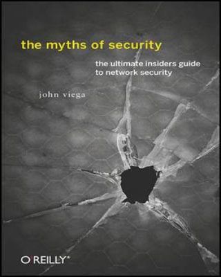 Book of the Month – The Myths of Security