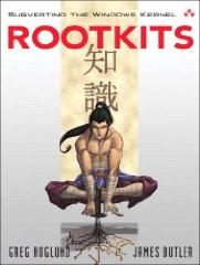 Book of the month : ROOTKITS