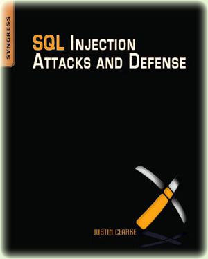 Book of the Month – SQL Injection Attacks and Defense