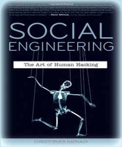 Book of the Month – Social Engineering: The Art of Human Hacking