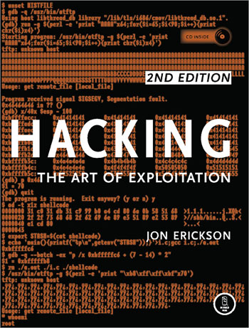 Book of the Month : Hacking – The Art of Exploitation