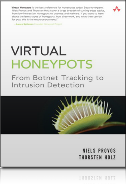 Book of the Month – VIRTUAL HONEYPOTS
