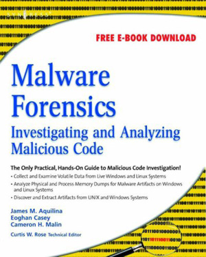 Book of the Month : Malware Forensics