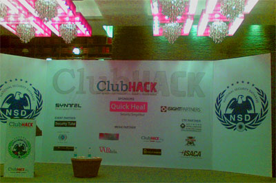 ClubHack 2011 – The Exclusive Coverage