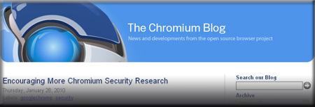 Google Offer Rewards for Chrome Hackers