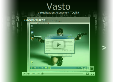 Unleashing VASTO – A Virtualization Assesment Toolkit