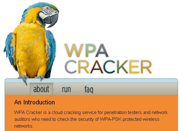 Cracking WPA on the Cloud in Minutes