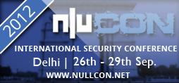 Nullcon Delhi [2012] Security Conference