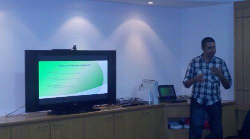 Training Session Part 9 – Practical Reversing (IV) – Advanced Malware Analysis
