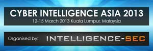 Cyber Intelligence Asia 2013